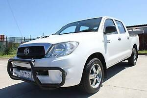 From $88 Per week on Finance* 2010 Toyota Hilux Ute Campbellfield Hume Area Preview