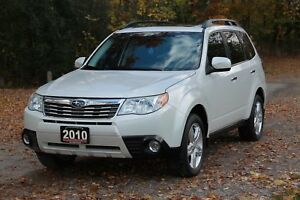 2010 Subaru Forester 2.5 X Limited Package Sunroof | Leather...