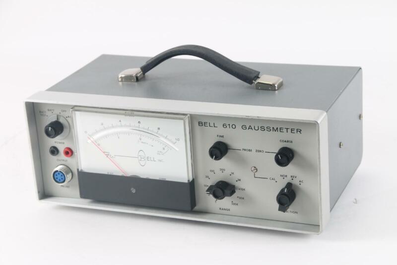 FW Bell 610 Gaussmeter