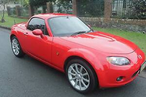 2008 Mazda MX-5 Convertible Kippa-ring Redcliffe Area Preview