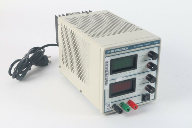 BK Precision 1735 Digital Display DC Power Supply