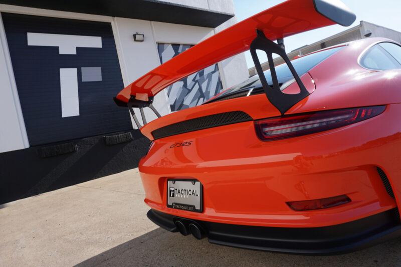 Image 9 Coche Americano usado Porsche 911 2016