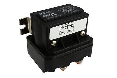 TEMCo 250 Amps DC Winch Motor Reversing Solenoid Relay Switch 12 Volt Contactor
