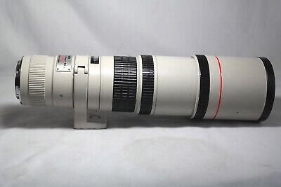 Canon EF 400mm f/5.6 L USM Lens full frame