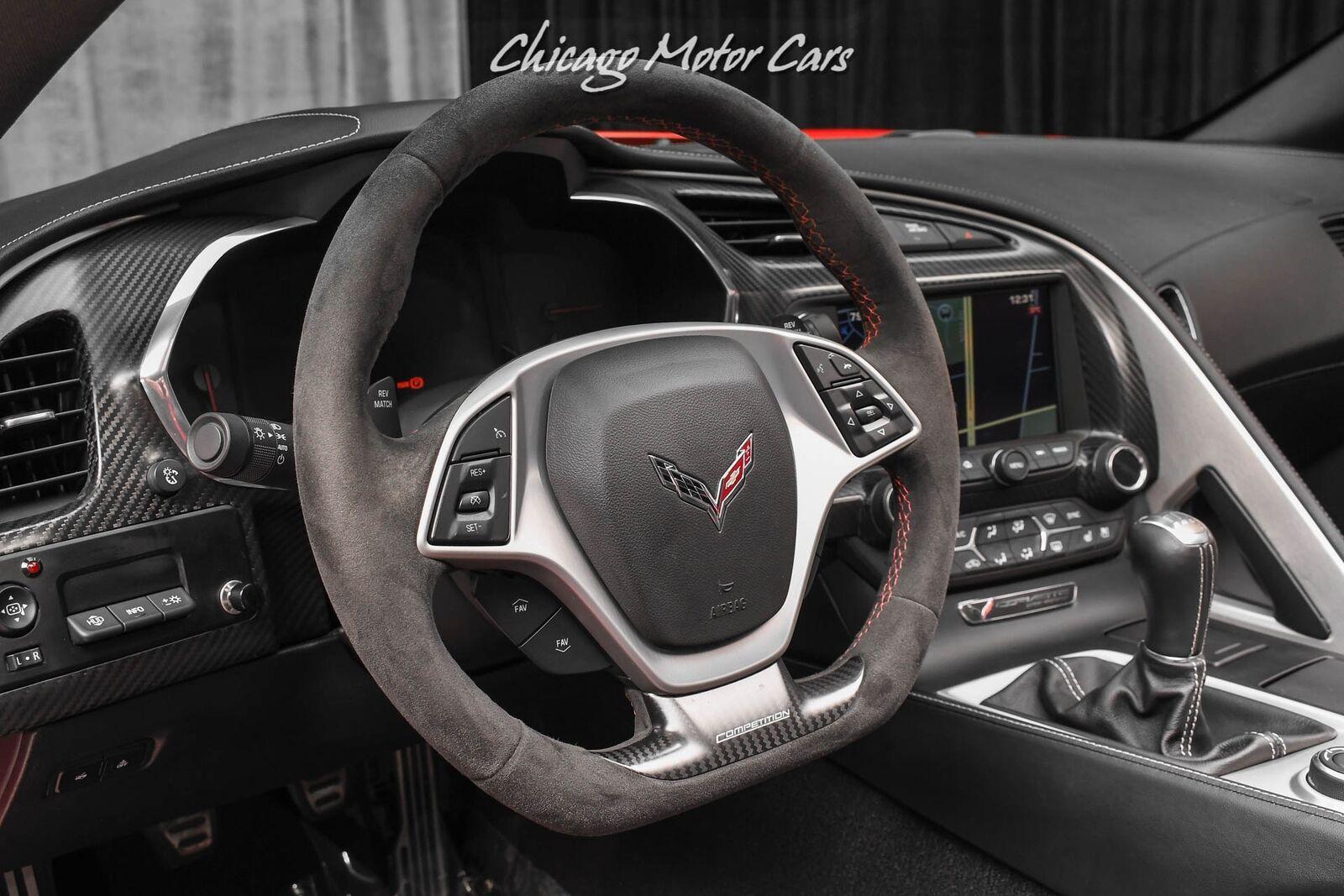 2014 Red Chevrolet Corvette Stingray 2LT | C7 Corvette Photo 10
