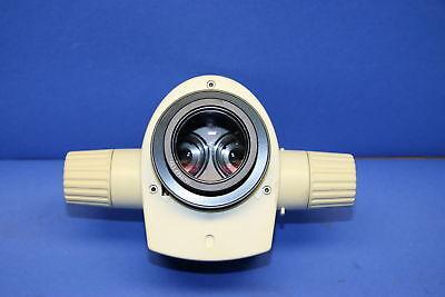 1 Used Leica Mz6 Microscope Head 1 Used Leica 10445538 Microscope Objective