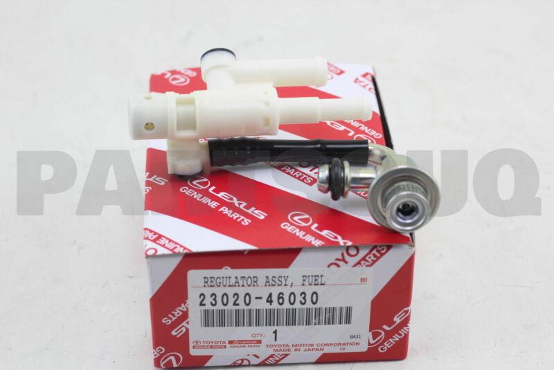 2302046030 Genuine Toyota Regulator Assy, Fuel Pressure W/jet Pump 23020-46030