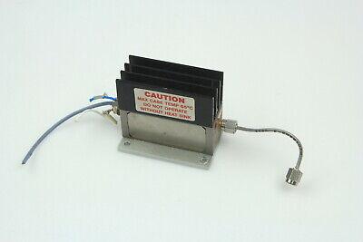 Miteq Rf Amplifier Amf-3b-020040-15-25p 2-4ghz