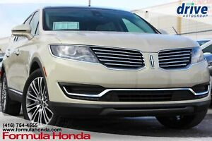 2016 Lincoln MKX Reserve TOP OF LINE | NAVIGATION | LOADED!