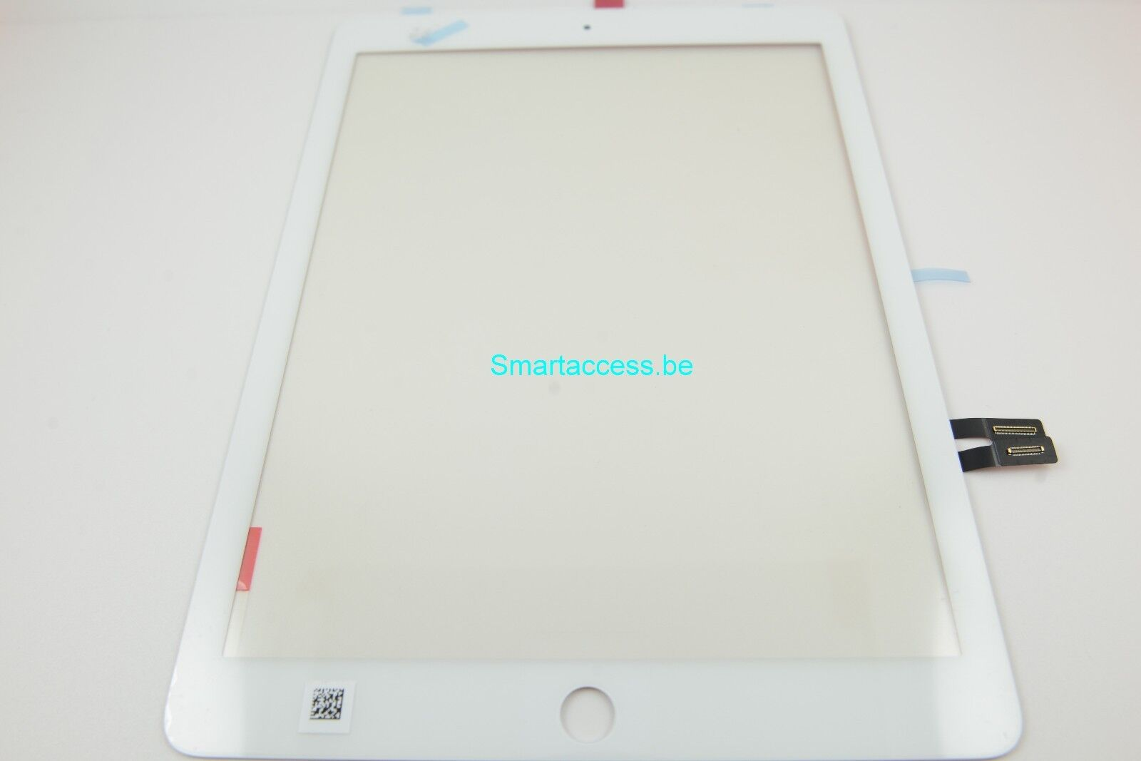 Vitre écran tactile d'origine iPad 6 2018 A1893 A1954 Blanc