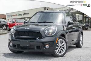 2014 MINI Countryman Cooper S+AWD+ROOF+MORE