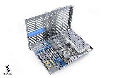 Dental Prf Box Grf System Platelet Rich Fibrin Set Implant Surgery Kit Cassette
