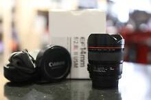 Canon 14mm F2.8 L-series II Lens Christies Beach Morphett Vale Area Preview