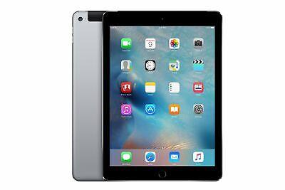 Apple iPad Air 2 Wi-Fi+Cellular 64GB Space Grau (A1567) (Ipad Air2 Wifi Cellular 64gb)