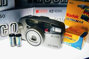 Ricoh RZ 1050 AF 35mm Film Camera - Point & Shoot Glebe Inner Sydney Preview