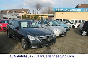 MERCEDES-BENZ E 220 T CDI BE Eleg*Aut*LED*Navi*SD*Sitzhzg*PDC*