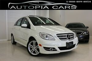 2011 Mercedes-Benz B-Class B200/PANORAMIC SUNROOF//CERTIFIED