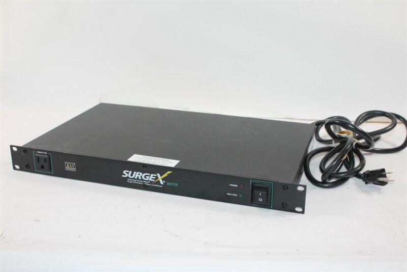 SurgeX SX1115 9-Outlet Advanced Series Surge Eliminator Power Conditioner