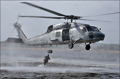 en; Sh-60f Sea Hawk Helikopter Search And Rescue (Seahawk Dekorationen)