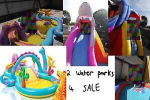 Inflatable Water Park Salisbury North Salisbury Area Preview