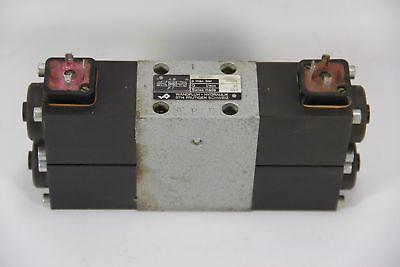 Wandfluh-hydraulik Am4306 Hydraulic Valve Solenoid 2900 Psi - Used