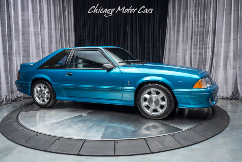 Image 6 Coche Americano usado Ford Mustang 1993