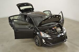 2016 Toyota Prius c Technology GPS*Cuir*Toit*Mags 17 pouces