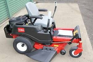 New Toro MX4250 zero turn mower 42in Fab ,Bonus Brushcutter Berkshire Park Penrith Area Preview