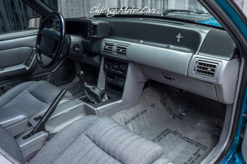 Image 11 Coche Americano usado Ford Mustang 1993