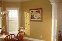 Affordable Interior Painting Available