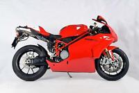 Ducati 749r No 743 Stunning example of first edition.