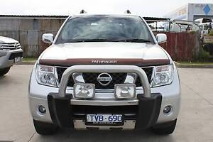 2006 Nissan Pathfinder Wagon Campbellfield Hume Area Preview