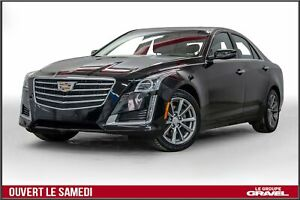 2018 Cadillac CTS LUXURY AWD CUIR * NAV *BLUETOOTH * TOIT