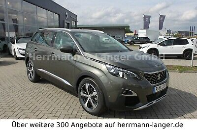 PEUGEOT 5008 Allure 180 EAT8 AHZV LED DAB Keyless