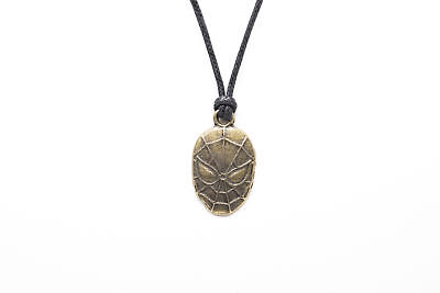 Spiderman Style Fashion Pendant Necklace with 28
