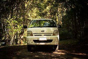 2004 Kia Pregio Van/Minivan Nimbin Lismore Area Preview