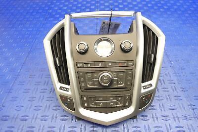 2011 - 2012 CADILLAC SRX CD DVD NAVI USB SWITCH PANEL W/ HEATED SEAT 20927854
