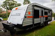 2016 Nova Family Escape - 19 foot, self contained, double bunks Beecroft Hornsby Area Preview