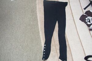 girls leggings size 16 yrs  with studs down side of ankle area Maitland Maitland Area Preview