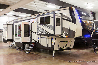New 2018 379flok front living room 5th fifth wheel - Front living room fifth wheel models ...