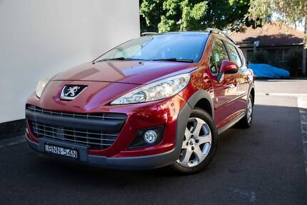Peugeot 207 station wagon cars vans utes gumtree australia 2010 peugeot 207 touring wagon low kms excellent condition fandeluxe Choice Image