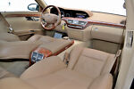 Mercedes-Benz S 500 *1 Hand* Distronic* NachtCam* Softclose*