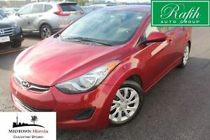 2013 Hyundai Elantra GL-local trade-very clean