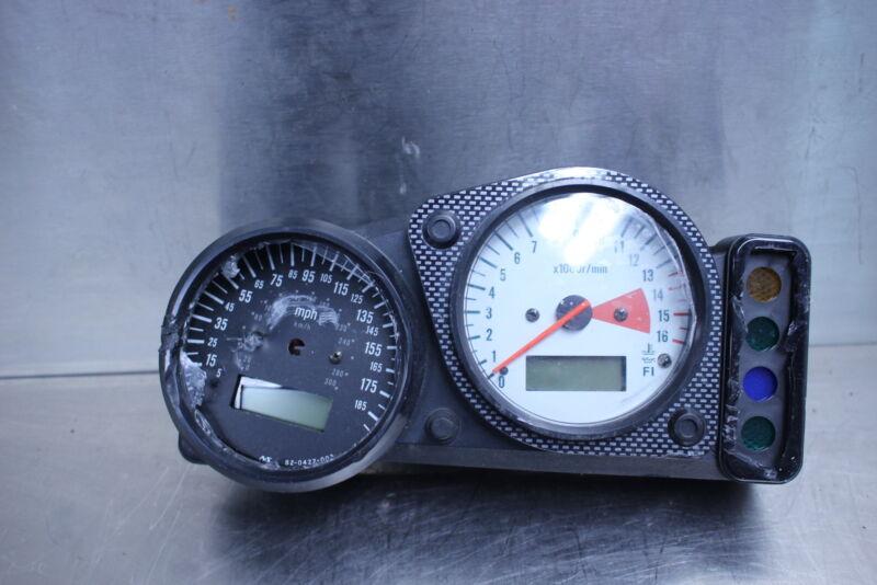 96 99 Suzuki Gsxr 750 Gauges Speedo Tach Cluster Speedometer PARTS