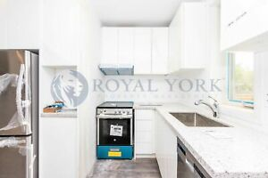 1 BED WITH PRIVATE BATH ROOM FOR RENT @ TORONTO | ST CLAIR AVE W