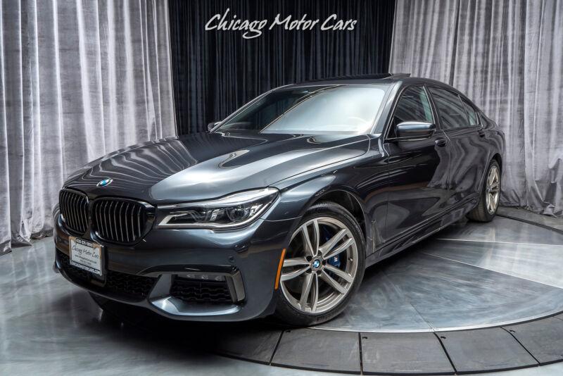 Image 2 Voiture Européenne d'occasion BMW 7-Series 2018