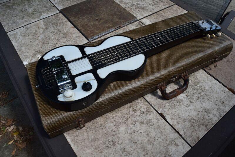 1939 Rickenbacker Model B Six String Lap Steel Guitar
