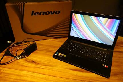 Laptop Lenovo Ideapad G50-45, 8GB RAM, Silver, ALMOST NEW! Cottesloe Cottesloe Area Preview