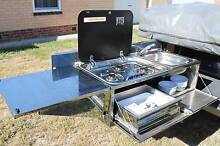 CAMPER TRAILER- KITCHEN, COMPLETE ELECTRICS and BOAT RACK Henley Beach South Charles Sturt Area Preview