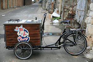 Cargo Bike Food Cart Sydney City Inner Sydney Preview